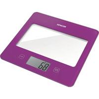 Sencor SKS5025VT Slim Kitchen Scale - Purple - SKS5025VT - IN STOCK