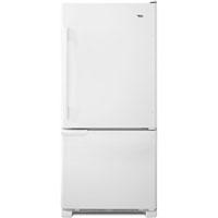 Amana ABB1921BRW 18.7 Cu. Ft. Bottom Freezer Refrigerator - ABB1921BRW - IN STOCK