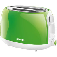 Sencor STS2701GR Two Slot Toaster - Green - STS2701GR - IN STOCK
