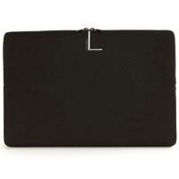 TUCANO BFC1314BLK 13-14 in. Colore Neoprene Second Skin Laptop Sleeve - Black - BFC1314BLK - IN STOCK