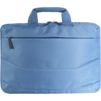 TUCANO BIDEABLUE Idea Slim Bag for Ultrabook 15 in. and 15.6 in. Notebooks - Blue - BIDEABLUE - IN STOCK