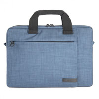 TUCANO BSVO1314BLUE Svolta Medium Slim Bag for 13.3-14 in. Notebooks - Blue - BSVO1314BLUE - IN STOCK