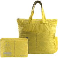 TUCANO BPCOSLBLK Compatto Shopper Super Light Foldable Bag - Yellow - BPCOSLBLK - IN STOCK