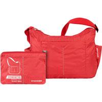 TUCANO BPCOSLRED Compatto Sling Super Light Foldable Shoulder Bag - Red - BPCOSLRED - IN STOCK