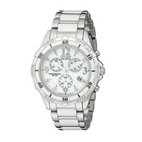 CITIZEN FB123050A Womens Eco-Drive Stainless Steel and Diamond Watch - FB1230-50A / FB123050A - IN STOCK