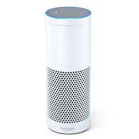 Amazon Echo Alexa Personal Assistant / Bluetooth Speaker - White - ECHOWHT - IN STOCK