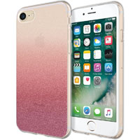 Incipio IPH1483CSP Design Series Case for Apple� iPhone� 7 - Cranberry sparkler - IPH1483CSP - IN STOCK