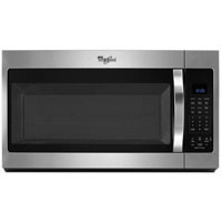 Whirlpool WMH32519FS 1.9 Cu. Ft. 1000 Watt Stainless Over-The-Range Microwave - WMH32519FS - IN STOCK