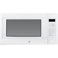 G.E. PEB7226DFWW Profile 2.2 Cu.Ft. White 1100 Watt Counter-Top Microwave - PEB7226DFWW - IN STOCK