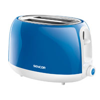 Sencor STS2702BL Two Slot Toaster - Blue - STS2702BL - IN STOCK