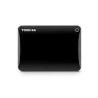Toshiba HDTC830XK3C1 Canvio Connect II 3TB Portable Hard Drive - Black - HDTC830XK3C1 - IN STOCK