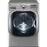 LG WM8100HVA 5.2 Cu. Ft. Front Load Stainless Washer - WM8100HVA - IN STOCK