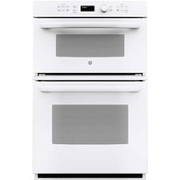 G.E. JK3800DHWW 27 in. White Electric Wall Oven/Microwave Combination - JK3800DHWW - IN STOCK