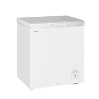 Hisense FC51D7AWD 5.1 cu.ft. Chest Freezer - White - FC51D7AWD - IN STOCK
