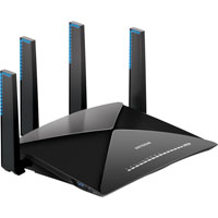 Netgear R9000100NAS Nighthawk X10 Wireless Tri-Band Gigabit Router - R9000100NAS - IN STOCK