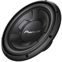 Pioneer TSW126M Single 12 in. 1300 Peak Watt Car Subwoofer - TSW126M - IN STOCK