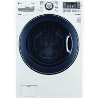 LG WM3770HWA 4.5 Cu. Ft. White Front Load Steam Washer - WM3770HWA - IN STOCK