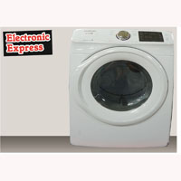Samsung  7.5 Cu. Ft. White Front Load Dryer - DV42H5000EW-OBX1158 - IN STOCK
