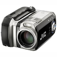 JVC 4GB Internal Flash Memory, 2.7 in. LCD, 10x Optical Zoom, 200x Digital Zoom, Camcorder - GZ-MC200US / GZMC200 - IN STOCK