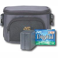 JVC Starter kit for most JVC Digital Camcorders - VUA328KITU / VUA328KIT - IN STOCK