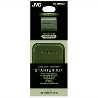 JVC Everio-G Camcorder Starter Kit - VU-AM50KIT / VUAM50KIT - IN STOCK