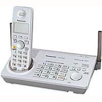 Panasonic 5.8 GHz GigaRange Expandable Digital Cordless Phone - KX-TG5761S / KXTG5761 - IN STOCK