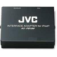JVC Interface Adaptor for iPod - KS-PD100 / KSPD100 - IN STOCK