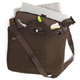 Built NY Brown Laptop Case with Removable Sleeve - ELT15BRW - IN STOCK