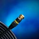 Monster Standard� 1M Video Cable with F-pin Connectors - SV1F-1M / SV1F1M - IN STOCK