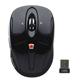 Gear Head Wireless Mouse (Black) - MPT3300BLK - IN STOCK