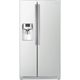Samsung RS261MDWP 26.0 Cu. Ft. White Side-by-Side Refrigerator - RS261MDWP/XAA / RS261MDWP - IN STOCK
