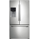 Samsung RF263BEAESR 25.6 Cu. Ft. Stainless French Door Refrigerator - RF263BEAESR - IN STOCK