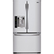 LG LFX25973ST 24.7 Cu. Ft. Stainless French Door Refrigerator - LFX25973ST - IN STOCK