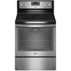 Whirlpool WFE540H0AS 6.2 Cu. Ft. Stainless 5 Burner Freestanding Range - WFE540H0AS - IN STOCK