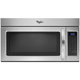 Whirlpool WMH31017AS 1.7 Cu. Ft. 1000W Stainless Over-the-Range Microwave Oven - WMH31017AS - IN STOCK