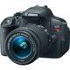 Canon EOS Rebel T5i 18.0 MP DSLR W/ EF-S 18-55mm IS STM Kit Lens - 8595B003 / EOSREBELT5I - IN STOCK