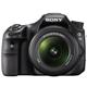 Sony Alpha α55 20.1 MP DSLR W/ DT 18-55mm SAM II Kit Lens - SLT-A58K / SLTA58K - IN STOCK