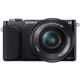 Sony αNEX-3N 16.1 MP Mirrorless Camera W/ E 16-50mm lens - NEX3NLB / NEX3NLB - IN STOCK