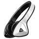 Monster DNA On-Ear Headphones - White Tuxedo - 128484 / MHDNAONWHB - IN STOCK