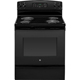 G.E. JB250DFBB 5.3 Cu. Ft. Black Freestanding Coil Range - JB250DFBB - IN STOCK