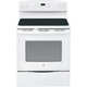 G.E. JB630DFWW Electric 5.3 Cu. Ft. White Freestanding Range - JB630DFWW - IN STOCK