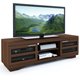 Sonax Granville Cinnamon  66 in. Wood Veneer TV Bench - B-097-RGT / TGR790B - IN STOCK