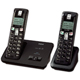 RCA DECT 6.0 Digital Cordless Phone - 2101-2BKGA / 21012BKGA - IN STOCK