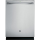 G.E. GDT580SSFSS Stainless Steel Tall Tub Built-In Stainless Dishwasher - GDT580SSFSS - IN STOCK
