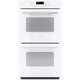 G.E. Profile PK7500DFWW 27 in. White Convection Double Wall Oven - PK7500DFWW - IN STOCK