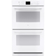 G.E. Profile PT7550DFWW 30 in. White Convection Double Wall Oven - PT7550DFWW - IN STOCK