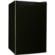 Danby DAR044A1BDD 4.4 Cu. Ft. Black Compact All-Refrigerator - DAR044A1BDD - IN STOCK
