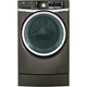 G.E. GFWR4805FMC 4.8 Cu. Ft. Metalltic Carbon Front Load Steam Washer - GFWR4805FMC - IN STOCK