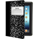 iHome iHome Composition Book Case for iPad  - IH-FR-IP1106B / IHFRIP1106B - IN STOCK