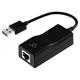 Aluratek USB 3.0 Gigabit Ethernet Adapter - AUE0301F - IN STOCK